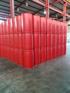 Blended Oil Barrels